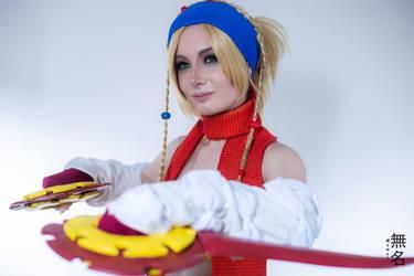 Rikku Cosplay by AllyAuer