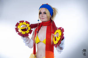 Rikku Cosplay by AllyAuer