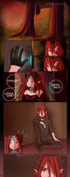 COMIC Princess of the Darkness Parte 01 by AliceLuzbelDamian