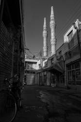 Minarets by Sadeq-Photography