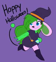 Happy Halloween! by Junehs