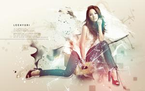 Lee Hyo Ri by crisfx