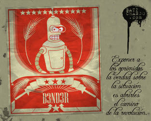 Bender by batichango