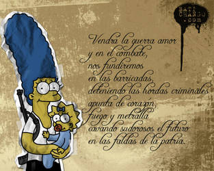 Marge by batichango