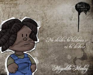 Miguelito Marley by batichango