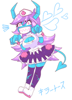 [Comm] Demon Nurse Hitoni by Sataen