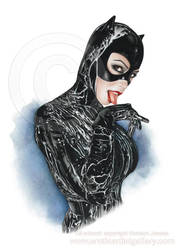 Catwoman-The Dairy Queen by EroticArtist