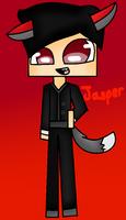 Jasper (Commission) by MinecraftLovesMedi