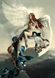 Angel by IrinaMollova