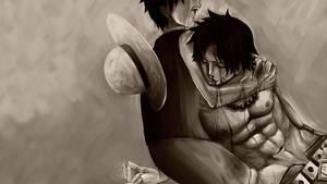 One Piece : wallpaper 1600x900 by pisaj-elf