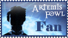 Artemis Fowl Stamp - Artemis by cuddlefactor