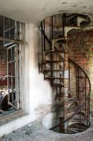 5.12.2015: Cast-Iron Stairs by Suensyan