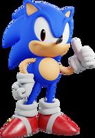Classic Sonic by Pho3nixSFM