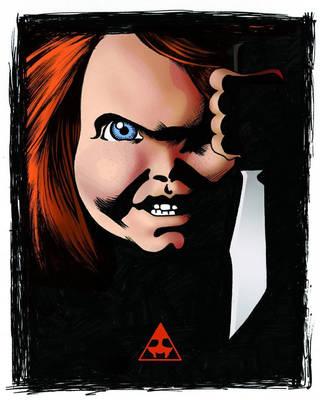 Chucky by horizonred