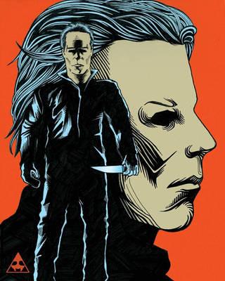 Michael Myers by horizonred