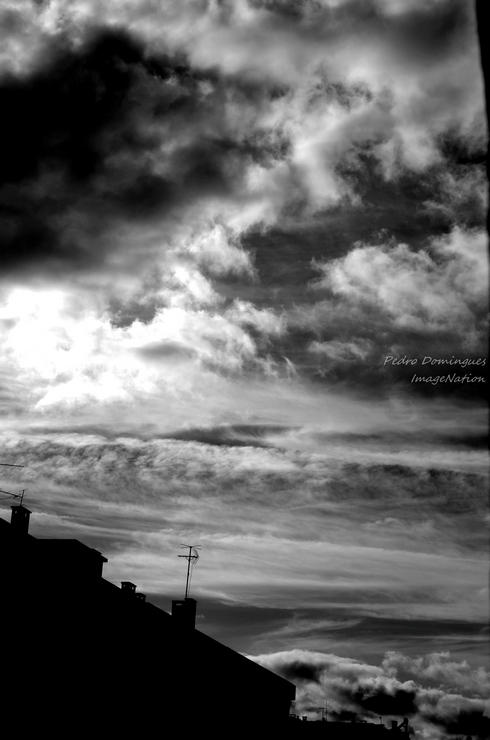 Clouds are amazing by P3droD