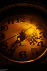 If silence is gold, what is time? by P3droD