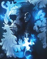 Skull by Pulsatori