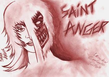 Saint Anger by leandrw