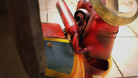 The Mechanical Samurai by TrueBenJ