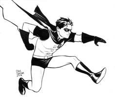 Tim Drake Robin by craigcermak