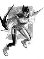 Barbara Gordon Batgirl by craigcermak