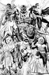 DC Villains by craigcermak
