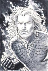 Aquaman by craigcermak