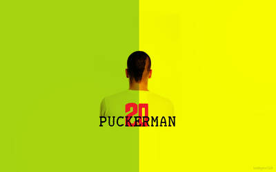 Wallpaper: 'Puck' Glee 5 by naeve