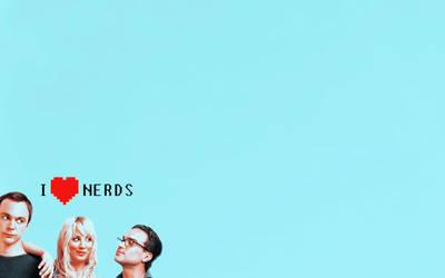 Wallpaper: Big Bang Theory 1 by naeve