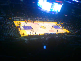 Staples Centre - 2011 by naeve