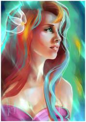 Ariel by elenyan