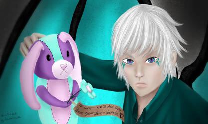 Vern fan art by Azure-Shade