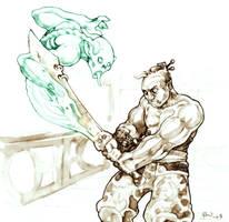 Possessed Sword by PaleLonginus
