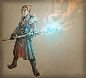 Wizard by PaleLonginus