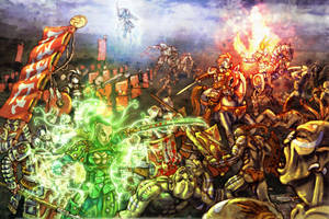 Ex2: Realm Legion by PaleLonginus