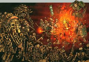 Ex2: Living vs. Dead by PaleLonginus