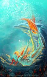 The Underwater by AnasteziA