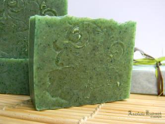 Lemongrass Natural Soap by AnasteziA