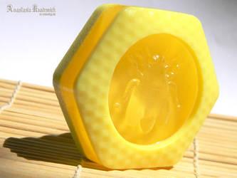 Honey Soap by AnasteziA