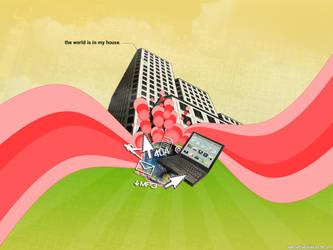 Internet Wallpaper by leboef