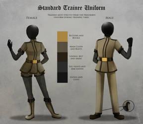 Trainee Uniform by AltrusContinent