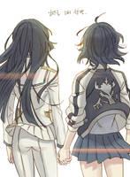 Kill La Kill_OVA by cosom
