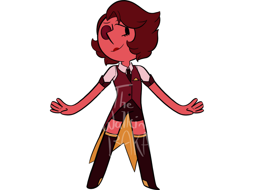 [ADOPT]Blood Red Pearl (CLOSED) by TheWalkingBaka