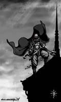 Mistborn - Steel Inquisitor by Inkthinker