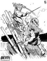 FantasyCraft - Runewaters by Inkthinker