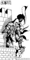 FantasyCraft - Assassin by Inkthinker