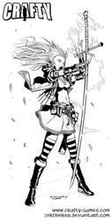 FantasyCraft - Mage by Inkthinker