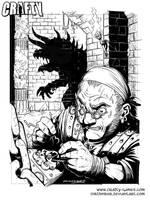 FantasyCraft - Lockpick by Inkthinker