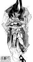 FantasyCraft - Long Shot by Inkthinker